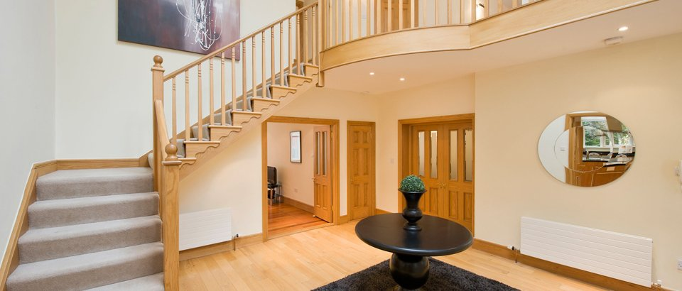 bespoke joinery staircase design