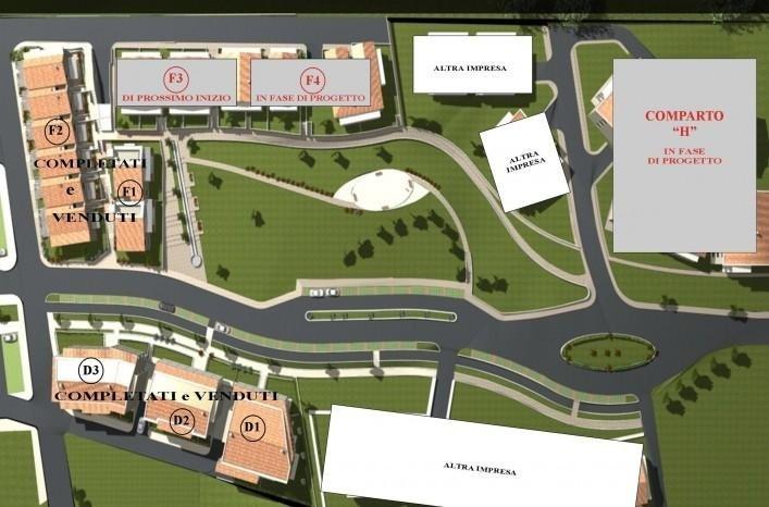 Planimetria Viale Maratea