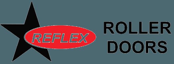 reflex roller doors logo