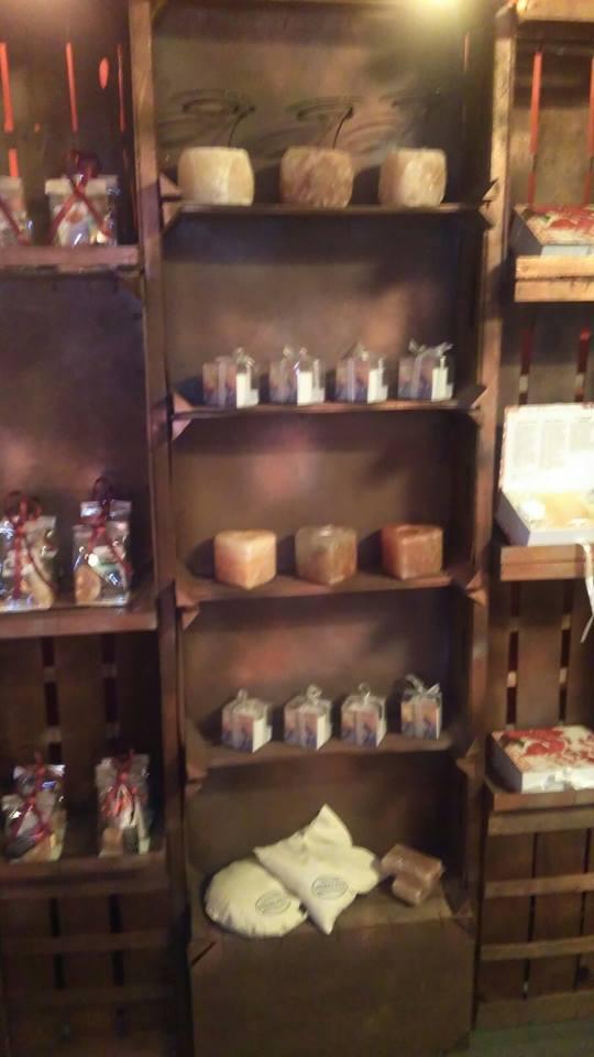 candele e arredamento per la casa