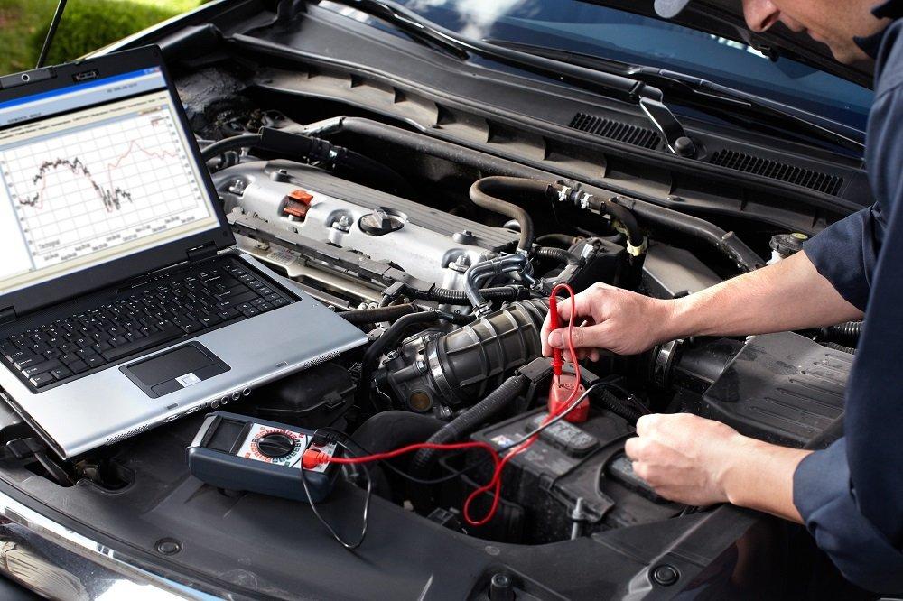 diagnosi elettronica motore