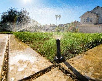 energy efficient law sprinklers