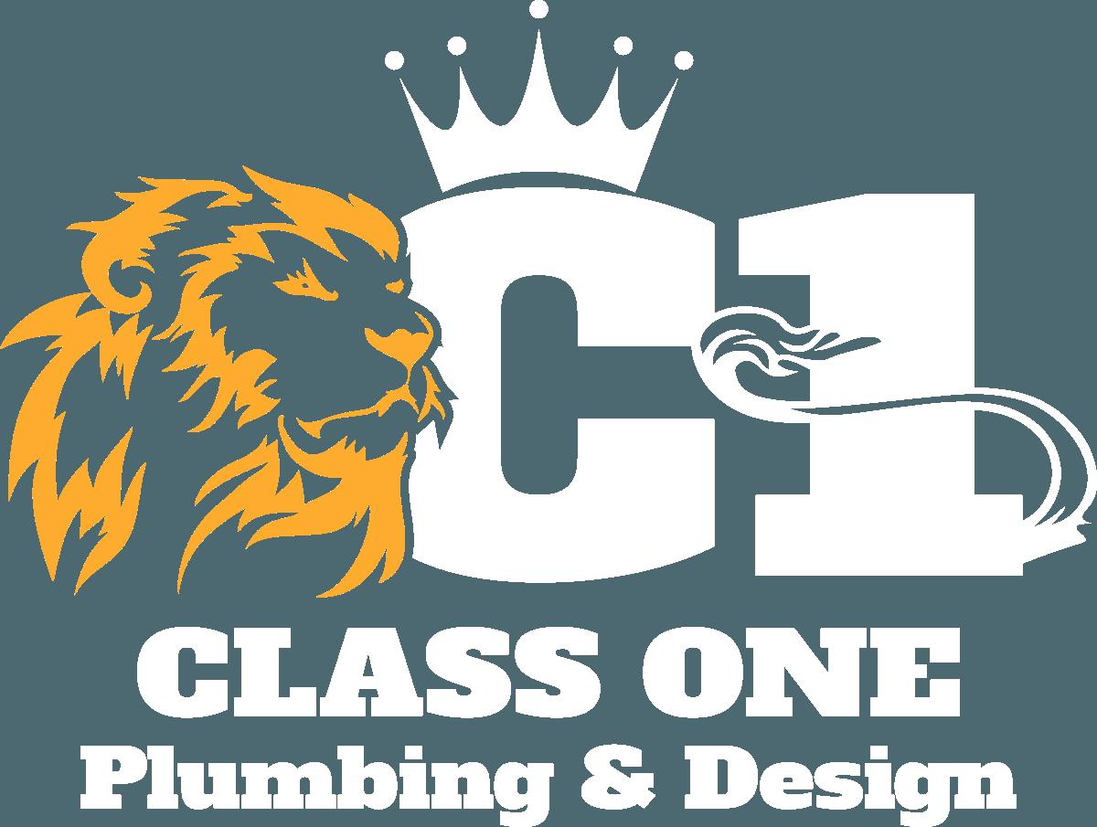 Class One Lion Logo