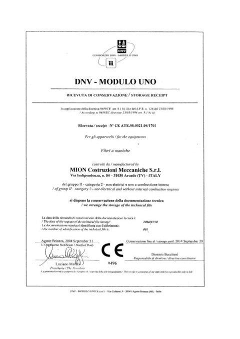 certificazione atex