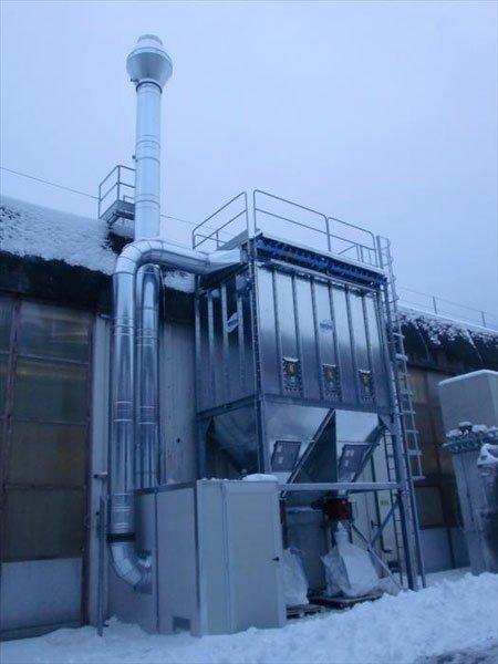 impianto Wirlpool Trento