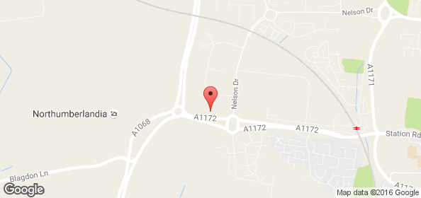 Commercial vehicle maintenance - Cramlington, Newcastle Upon Tyne, Northumberland, Gateshead, South Shields - Heathline Commercials Ltd - map