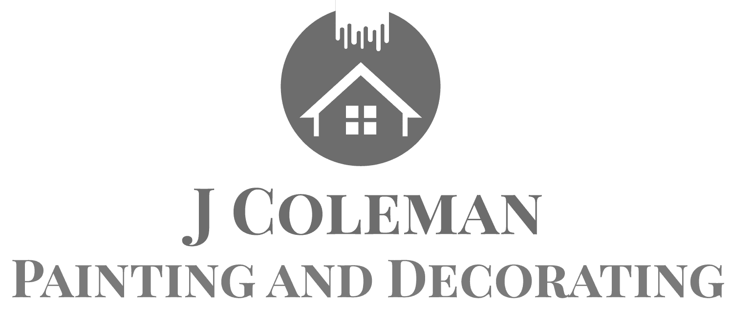 J COLEMAN PAINTING AND DECORATING logo