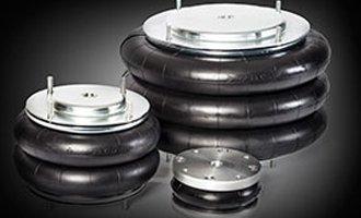 Air bellows supplied by Dunlop