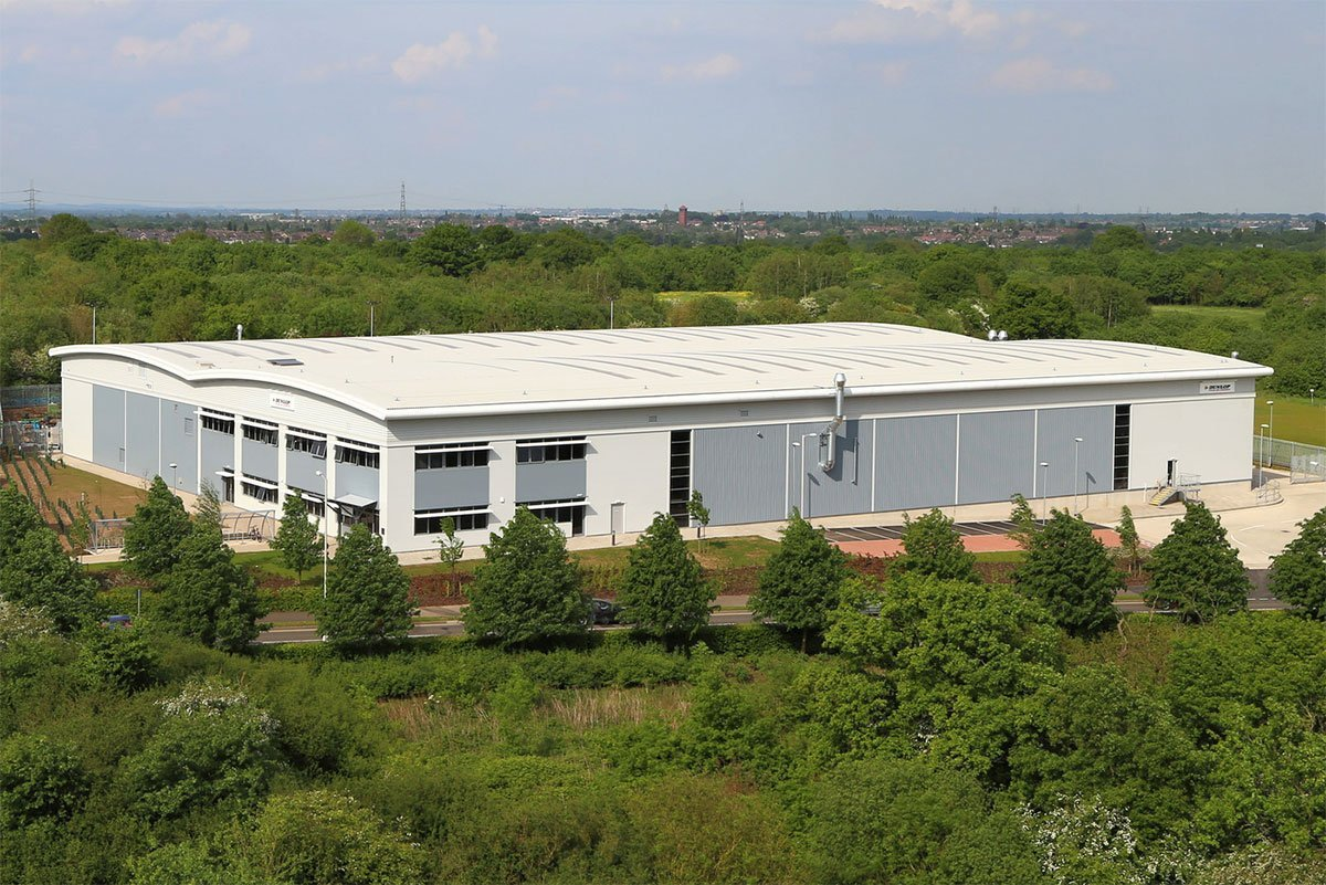 Dunlop Systems and Components Coventry