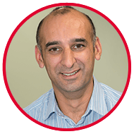 Jas Gill Global Account Manager