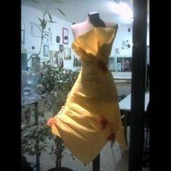 abito su manichino