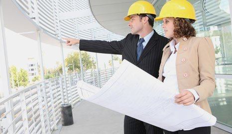 two civil engineers