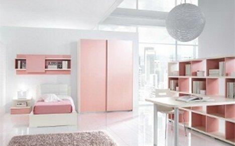 camere per bambine
