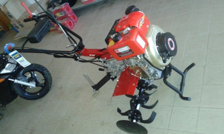 motocoltivatore