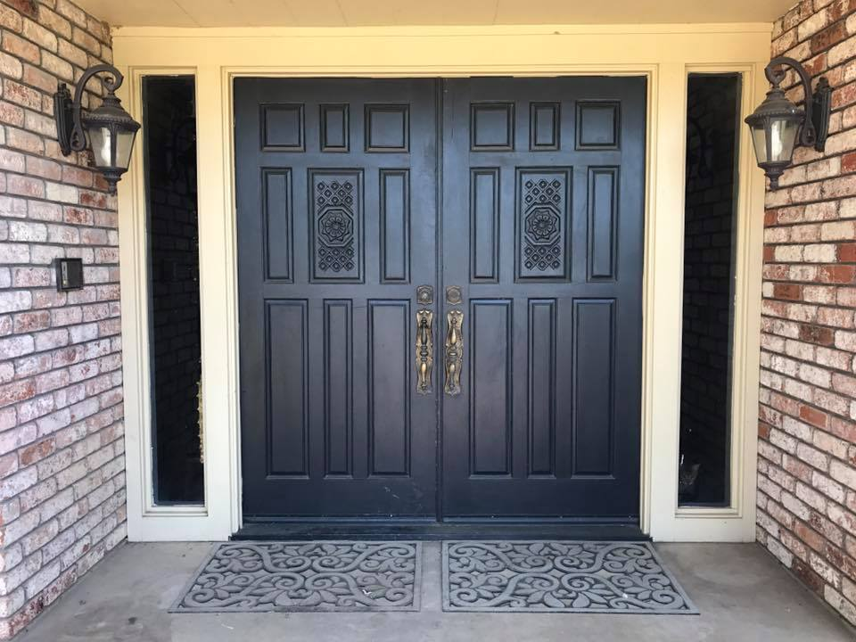 Yuba City Door Fiberglass Doors Glass Door Steel Door