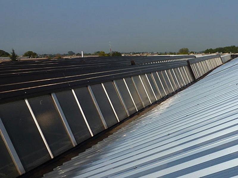 Preventivi coperture metalliche per capannoni Reggio Emilia
