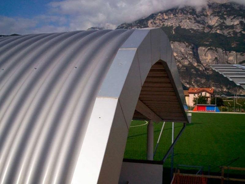 Prezzi realizzazione rivestimento capannoni Reggio Emilia