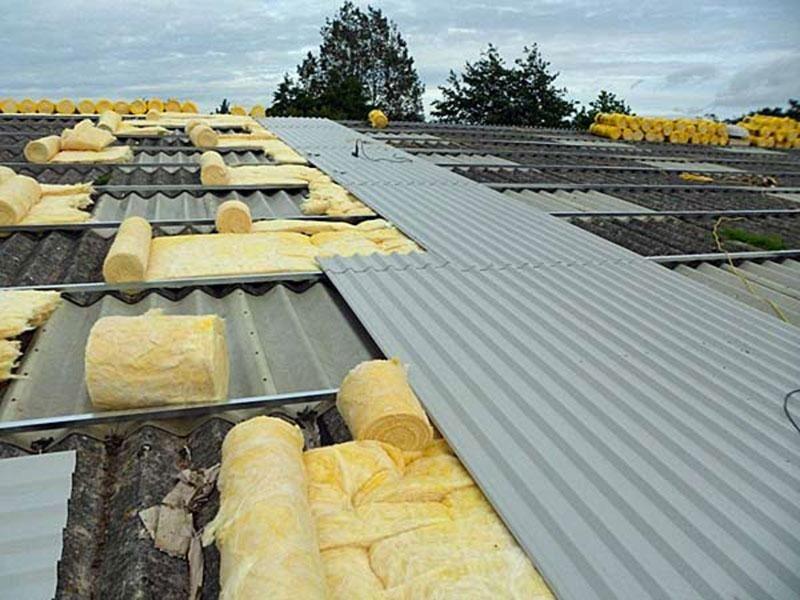 Coibentazioni per coperture edili