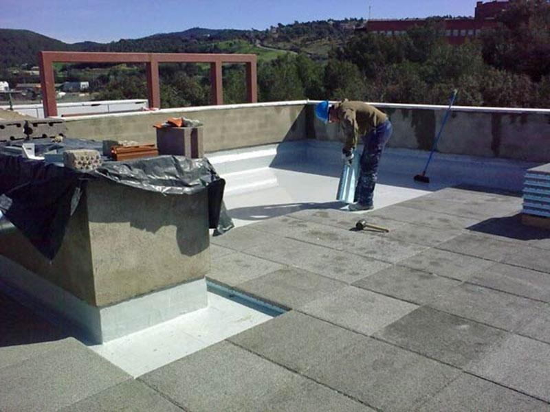 Impermeabilizzazioni edili terrazze