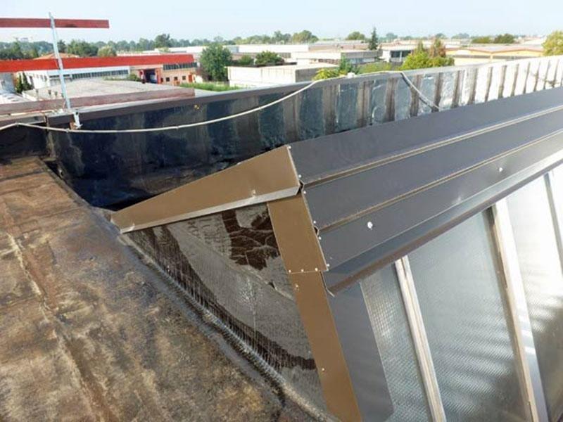 Sconti impermeabilizzazioni con guaina bituminosa