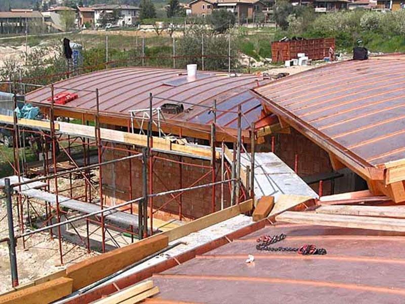 Preventivi realizzazione grondaie e pluviali Reggio Emilia