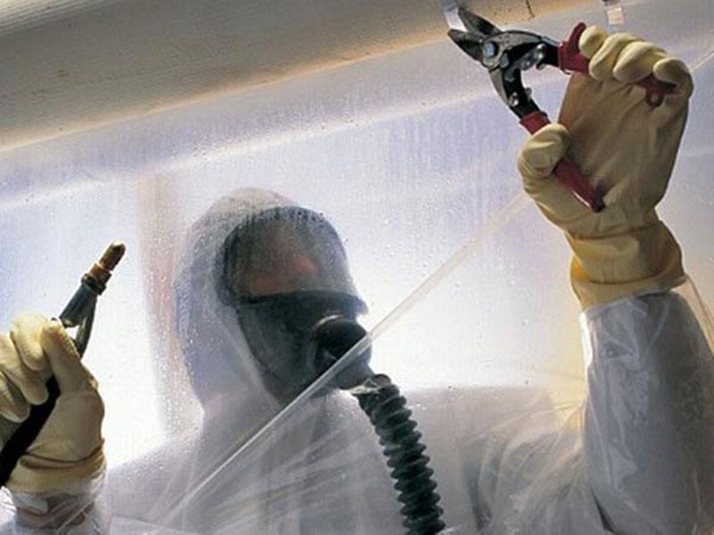 Bonifica amianto friabile da coperture civili Reggio Emilia