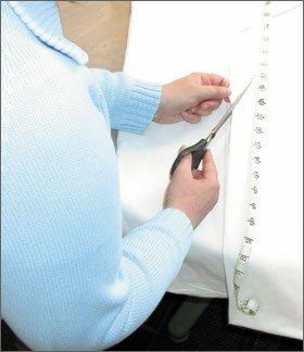 Garment alterations - York - Threads - Tailoring