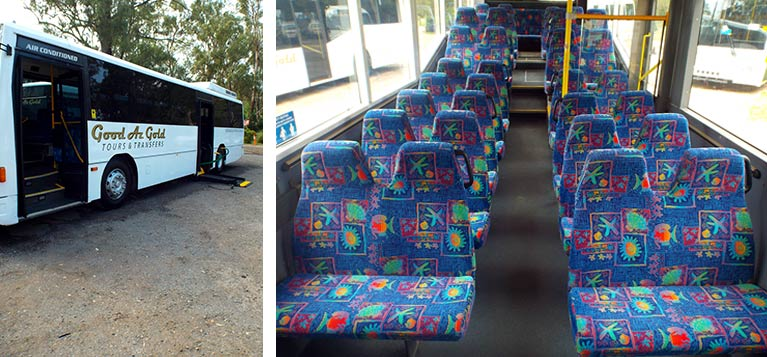 good az gold tours and transfers wheelchair accessible