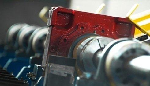 struttura metallica industrial