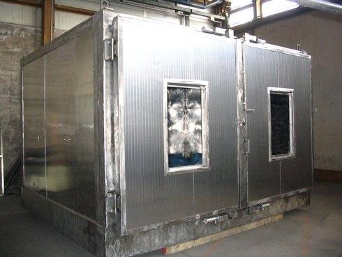 Forno-in-acciaio-inox