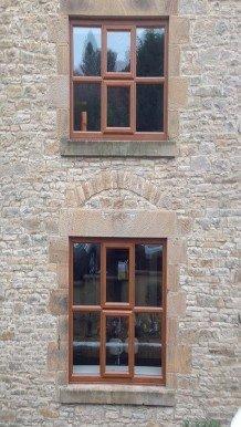 glass door pane