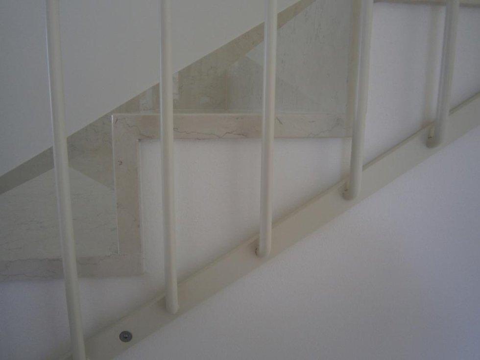 realizzazione scala in marmo