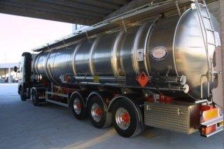 Trasporto prodotti petroliferi