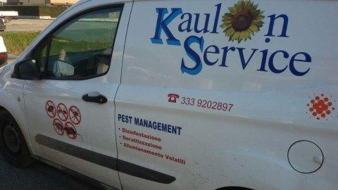 Pest Control Trasporti