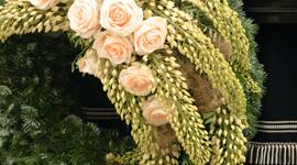 addobbi floreali esterni per auto