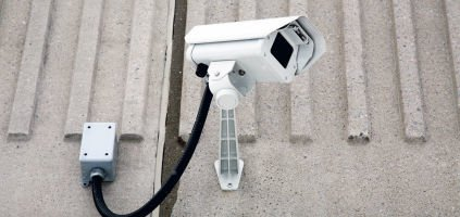 security camera and security alarm in Auckland