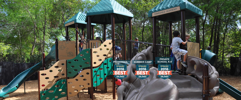 StarChild Academy Playground