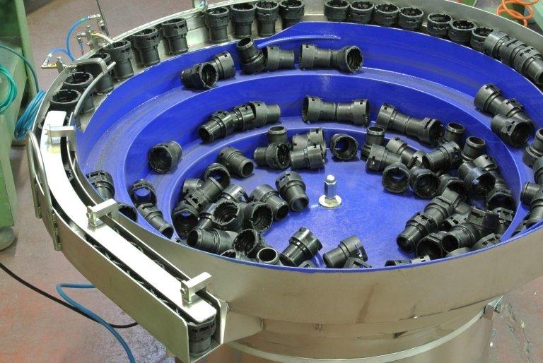 vibratori industriali settore automobilistico