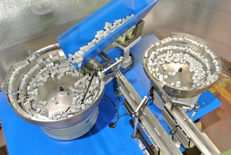alimentatori elettromeccanici