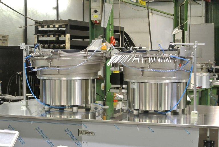cosmetic industry machinery