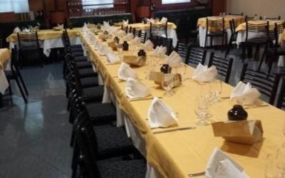 tavolo banchetto