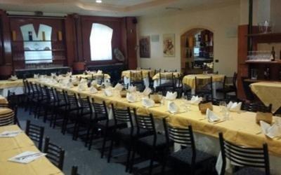tavolata cena aziendale