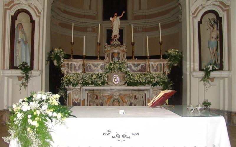 fiore altare