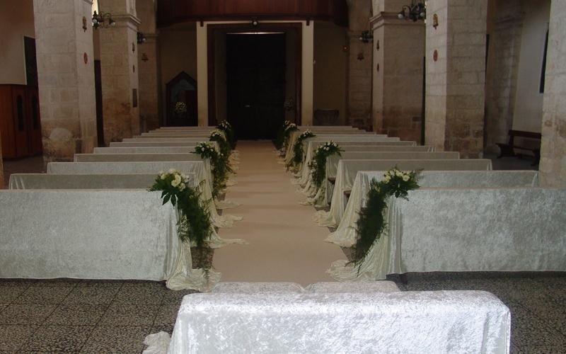 fiori freschi matrimonio