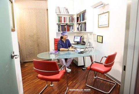 ufficio del direttore sanitario