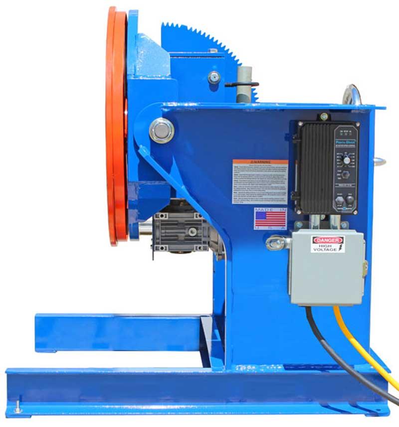 Model 1504 Welding Positioner