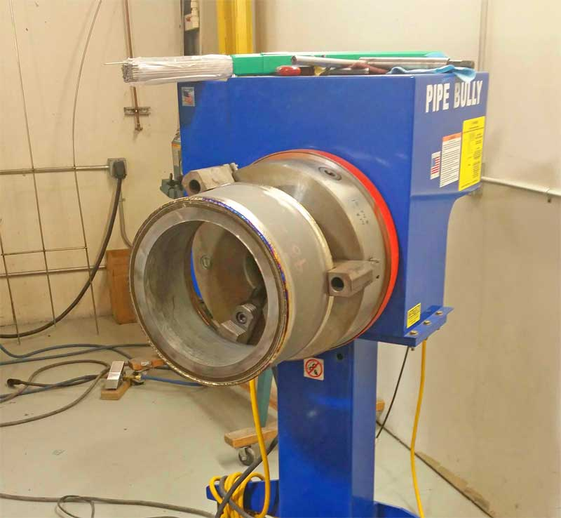 Pipe Bully Welding Positioner Rotator