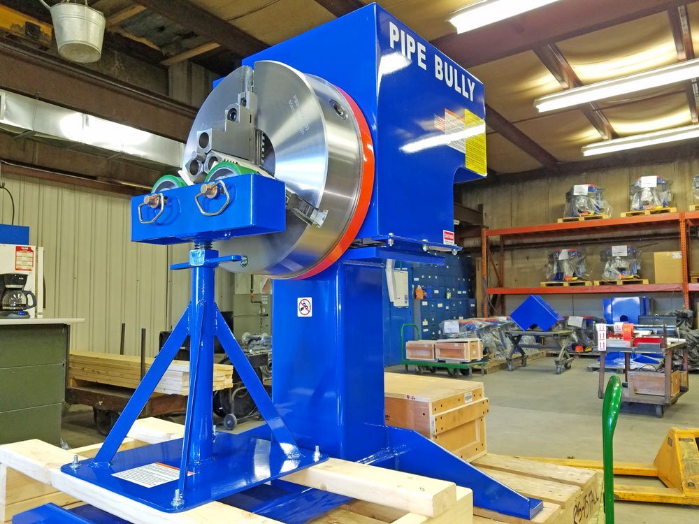 PB2005 Pipe Bully Welding Positioner