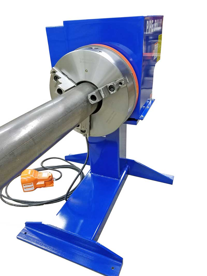 Pipe Bully Pipe Rotator
