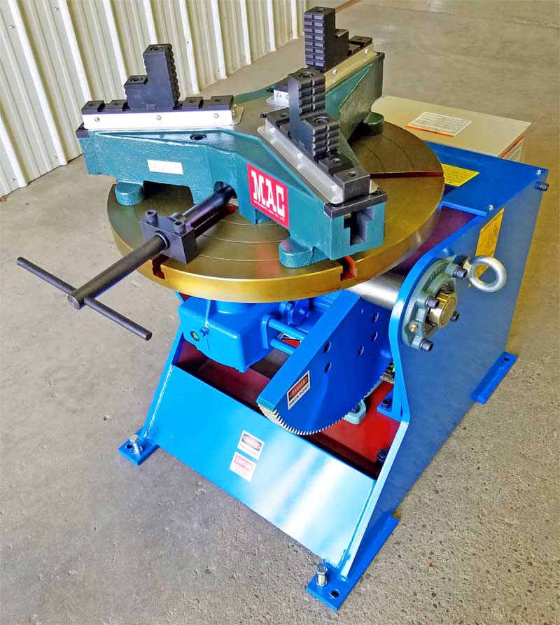 POK 7 Welding Positioner